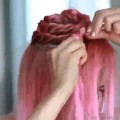 2014-Hair-Tutorial-Braided-Flower-Updo-Prom-wedding-hairstyle-tutorial-for-medium-long-hair-1