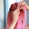 2014-Hair-Tutorial-Braided-Flower-Updo-Prom-wedding-hairstyle-tutorial-for-medium-long-hair
