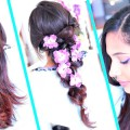 3-Easy-Running-Late-Hairstyles-For-Medium-To-Long-Hair