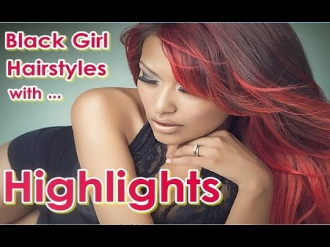 30-Best-Black-Girl-Hairstyles-with-Red-Brown-Golden-Highlights