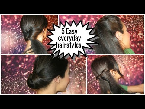 5-everyday-hairstyles-for-long-hair-hairstyles-for-medium-hair