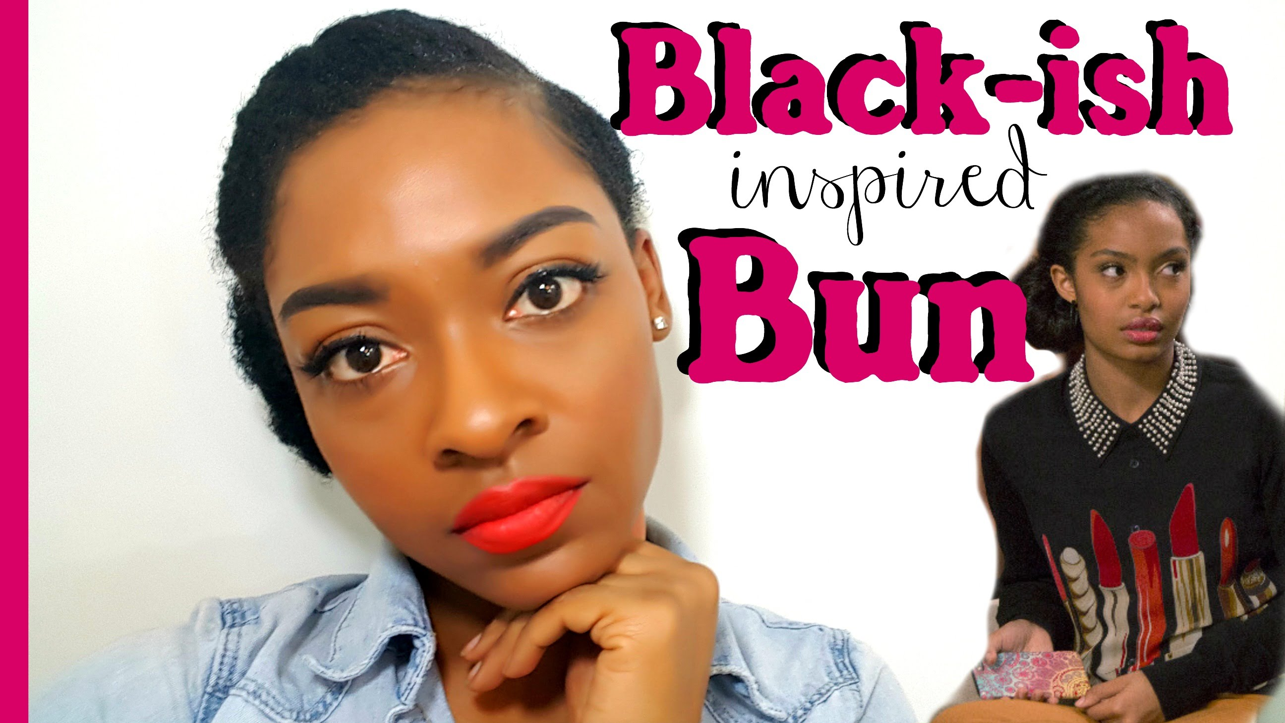 Black-ish-Inspired-Zoey-Bun-Natural-Hairstyles-for-Black-Women