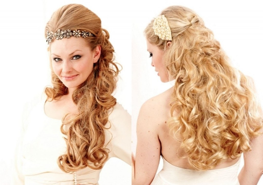 Stupendous Curly Prom Hairstyles For Long Hair Very Easy Tutorial 2016 Short Hairstyles For Black Women Fulllsitofus