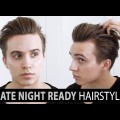 Date-Night-Ready-Hairstyle-Mens-Messy-Quiff