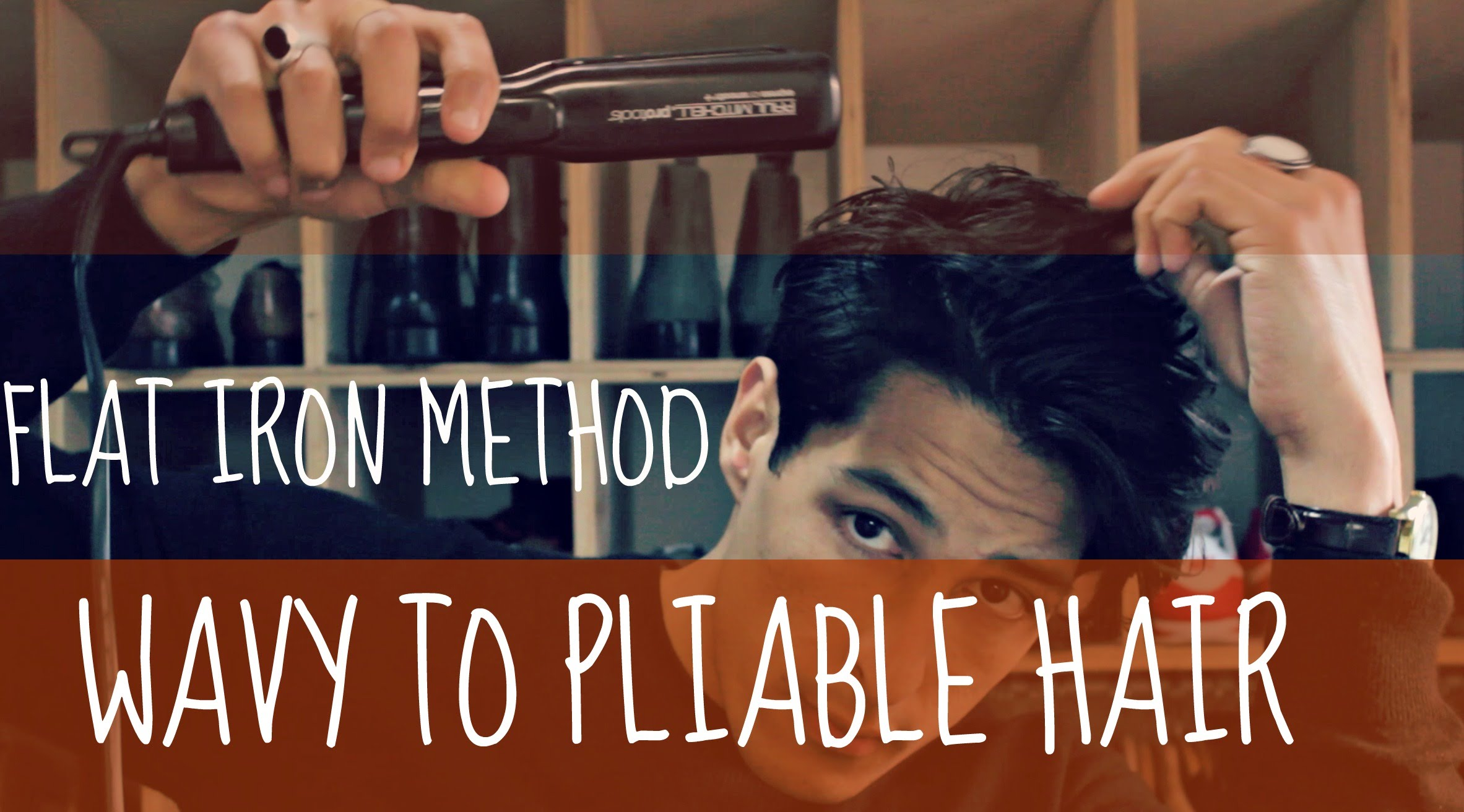 How-to-Style-Wavy-Hair-to-Pliable-pt-2-Wavy-Mens-Hairstyles