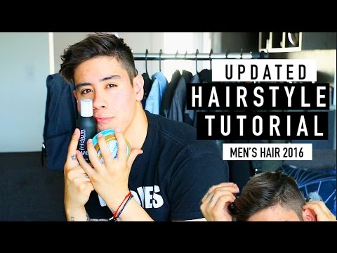 MENS-HAIR-TUTORIAL-UPDATED-HAIRSTYLE-ROUTINE-2016-JAIRWOO