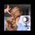 Messy-Chignon-by-Sarah-Angius