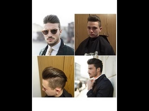 Model Mens Hairstyles 2 In 1 Mariano Di Vaio Inspiration 2016
