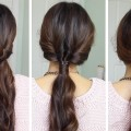 Running-Late-Ponytail-Hairstyles-Hair-Tutorial
