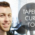 Taper-cut-with-curly-top-Mens-hairstyle