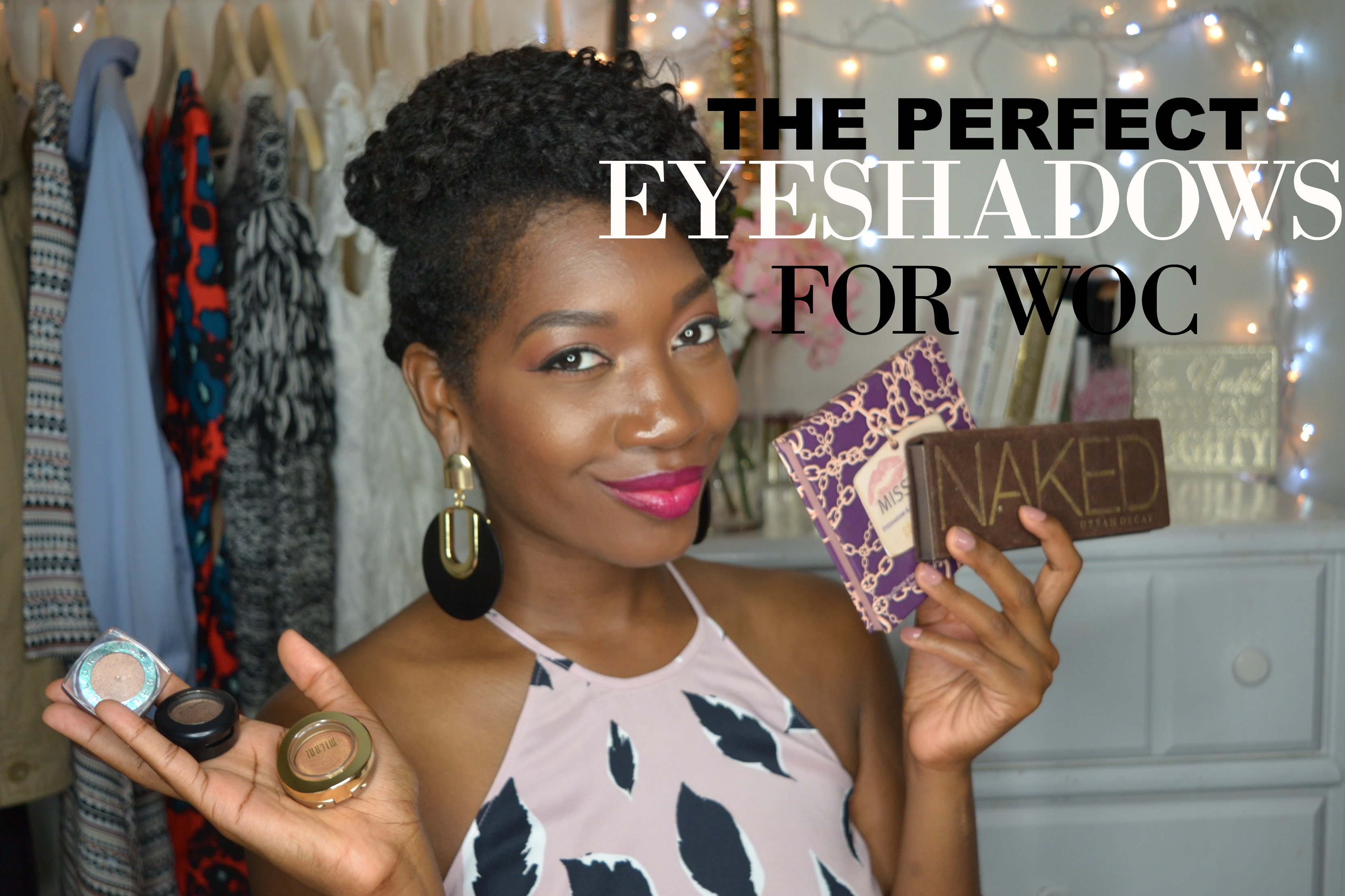 The-Perfect-EVERYDAY-Eyeshadows-for-Women-of-Color-l-Darkskin-l-Beginners-l-Everyday-Makeup