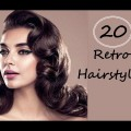 Top-20-Beautiful-Retro-Hairstyles-for-women-with-long-short-medium-curly-thick-thin-hair