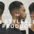 3-Hairstyles-Using-1-Product