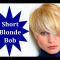 Best-30-Short-Blonde-Bob-Hairstyles-2016-easy-Short-Haircuts