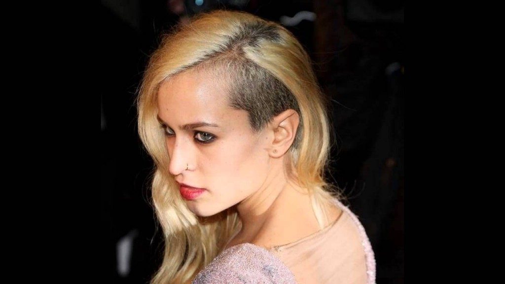 Awesome Best Womens Shaved Side Long Hairstyles 2016 Hairstylesforall Com Short Hairstyles Gunalazisus