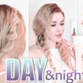 Day-to-night-hairstyles-Quick-easy-and-cute-long-hair-tutorial