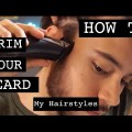 How-To-Trim-Your-Beard-with-UNDERCUT-Mens-Hair-My-Hairstyles-Ruben-Ramos