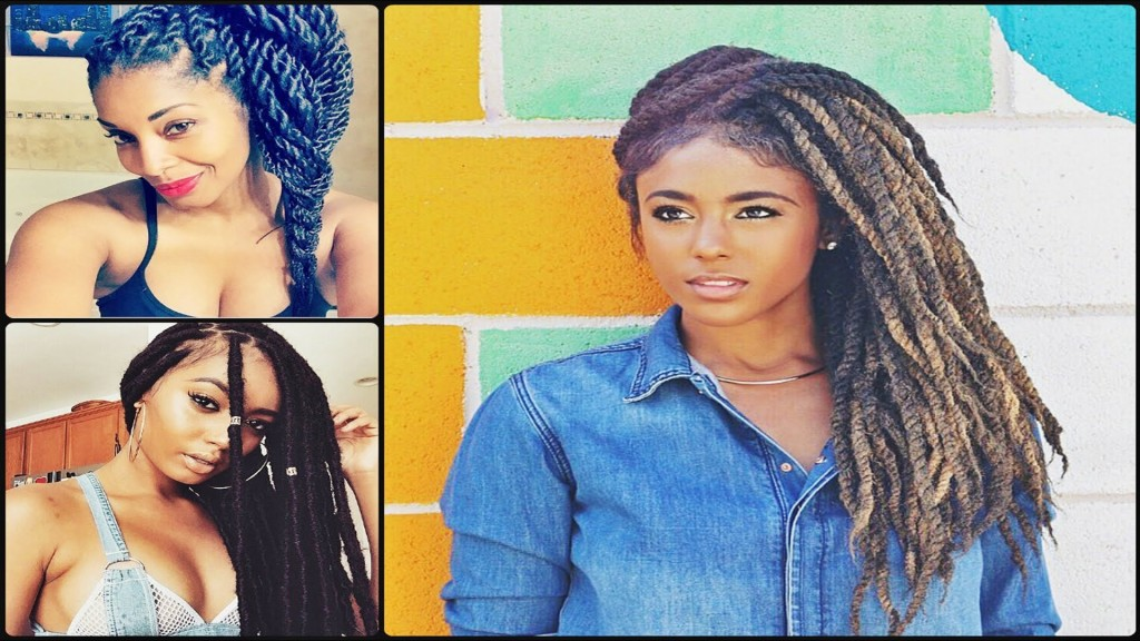 Latest 32 American African Women Braided Hairstyles 2016 Hairstylo