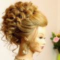 Wedding-prom-updo.-Hairstyle-for-long-medium-hair.