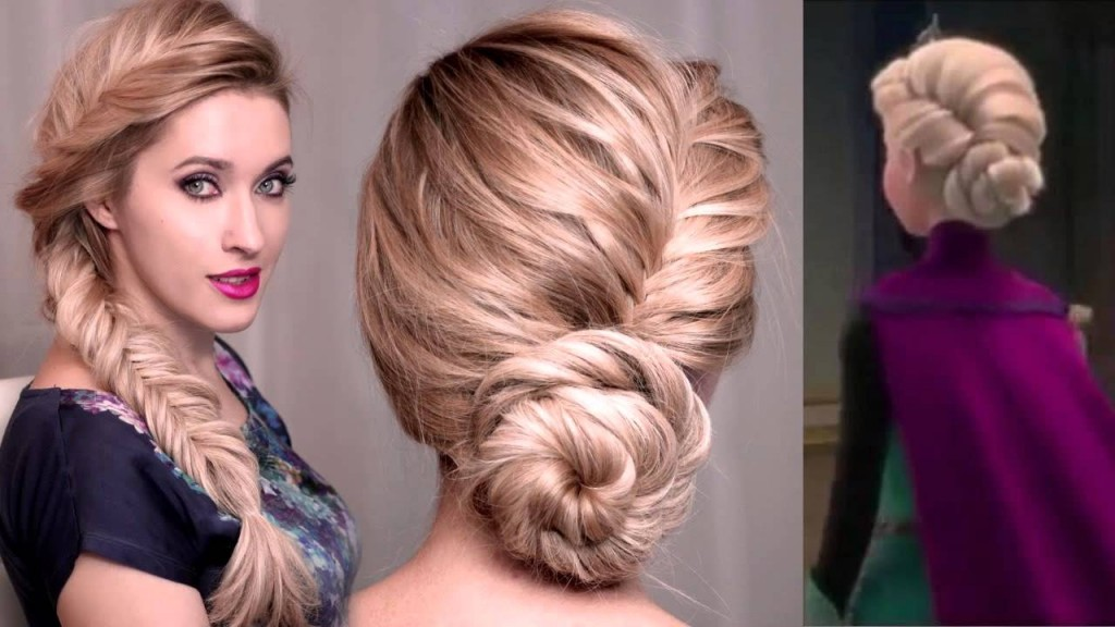 Phenomenal Easy Hairstyles For Long Hair With Braided Ponytail Short Hairstyles For Black Women Fulllsitofus