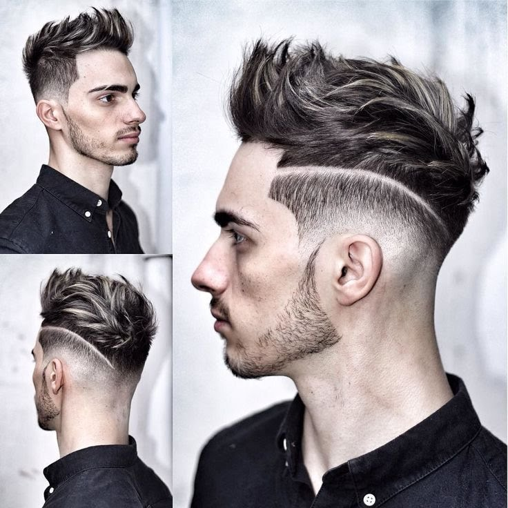 10 New Undercut Hairstyles For Men 2016 HairStylesForAll