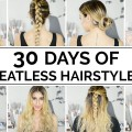 30-Days-Of-Heatless-Hairstyles
