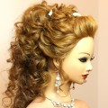 Curly-prom-wedding-hairstyle-for-long-hair