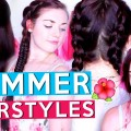 HEATLESS-Summer-Hairstyles-FOR-MEDIUMLONG-HAIR
