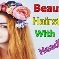 Latest-Beautiful-Hairstyle-With-Headband-for-Women-Girls
