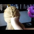 Prom-Braided-Updo-Wedding-Hairstyle-For-Medium-Long-Hair-2