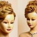 Prom-bridal-updo.-Hairstyle-for-long-medium-hair