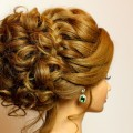 Prom-bridal-updo.-Romantic-hairstyle-for-long-medium-hair-tutorial