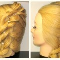 Rope-Braid-Prom-Hairstyle-for-Medium-Long-Hair