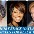 Short-black-natural-hairstyles-for-black-women
