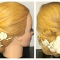 Wedding-Updo-Prom-Hairstyle-For-Medium-Long-Hair
