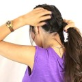 2-CUTE-SCHOOL-HAIRSTYLES-HAIR-TUTORIAL-FOR-MEDIUM-LONG-HAIR-KATNISS-BRAID-CURLY-PONYTAIL-UPDOS