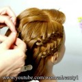 Braided-hairstyle-for-long-hair-coiffure-tresse-pour-les-cheveux-longs