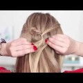 Butterfly-hairstyle-for-summer-and-everyday-Cute-medium-long-hair-tutorial-By-Lilith.