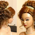 Curly-romantic-prom-hairstyle-for-long-hair