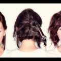 Cute-Hairstyles-Tutorial-for-Short-Hair