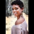 Cute-ShortMedium-length-Natural-Hairstyles-For-Black-Women