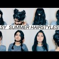 EASY-HAIRSTYLES-FOR-SHORTMEDIUM-HAIR-SUMMER-EDITION