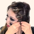 Halloween-Retro-Wave-Hair-Tutorial-Vintage-Curls-Hairstyles