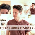 Mens-Hairstyle-Tutorial-2016-Messy-Textured-Hairstyle