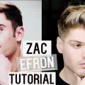 Zac-Efron-Inspired-Hair-Tutorial-Short-Hairstyles-for-Men-2016