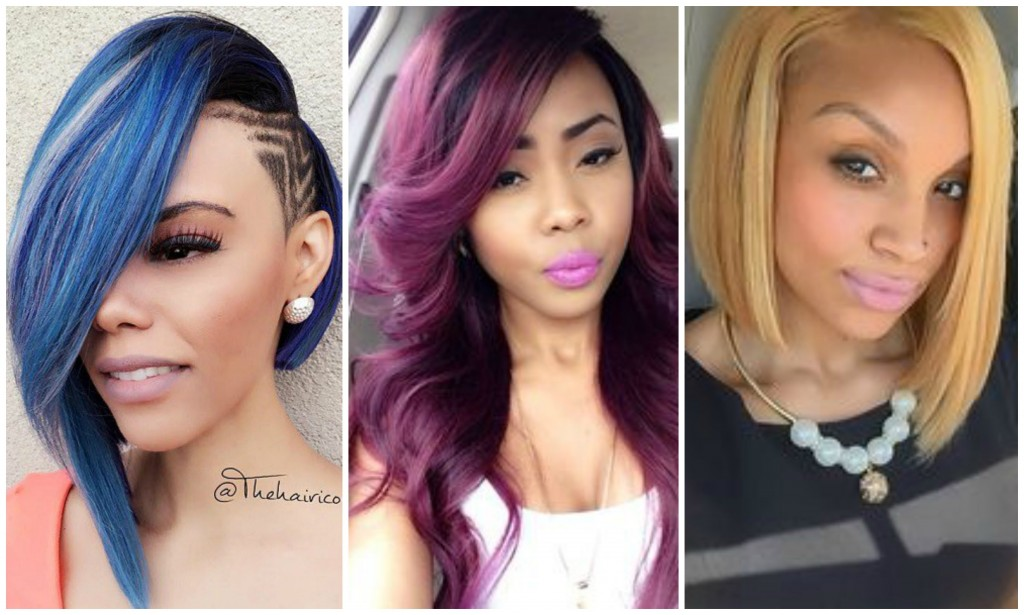 2016 Fall Winter 2017 Hairstyles For Black And African American Women Hairstylesfl