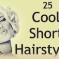 25-Cool-Women-Hairstyles-For-Short-weave-curly-Hair