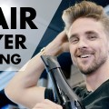 Hair-dry-routine-step-by-step-Mens-hair-tutorial-Easy-blow-dry-styling