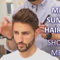 Mens-Summer-Hairstyle-2016-Short-Messy-Cut-and-Styled-by-Kochi