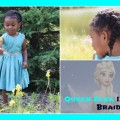 Queen-Elsa-Inspired-Braid-Curly-Girl-Short-Hairstyles